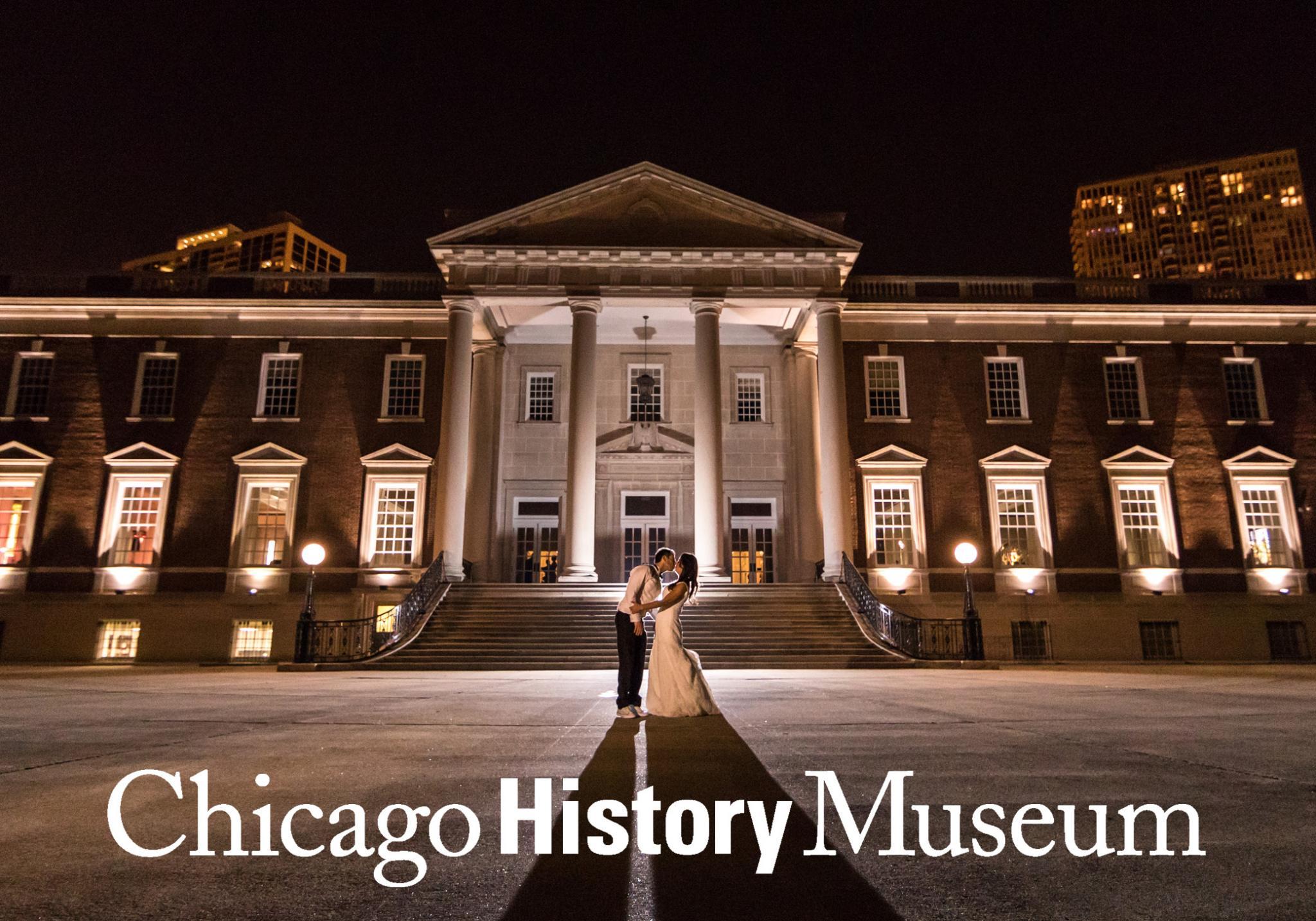 Chicago History Museum in Chicago, illinois | Wedding venue