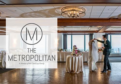 Metropolitan Club in Chicago, Illinois | wedding venue