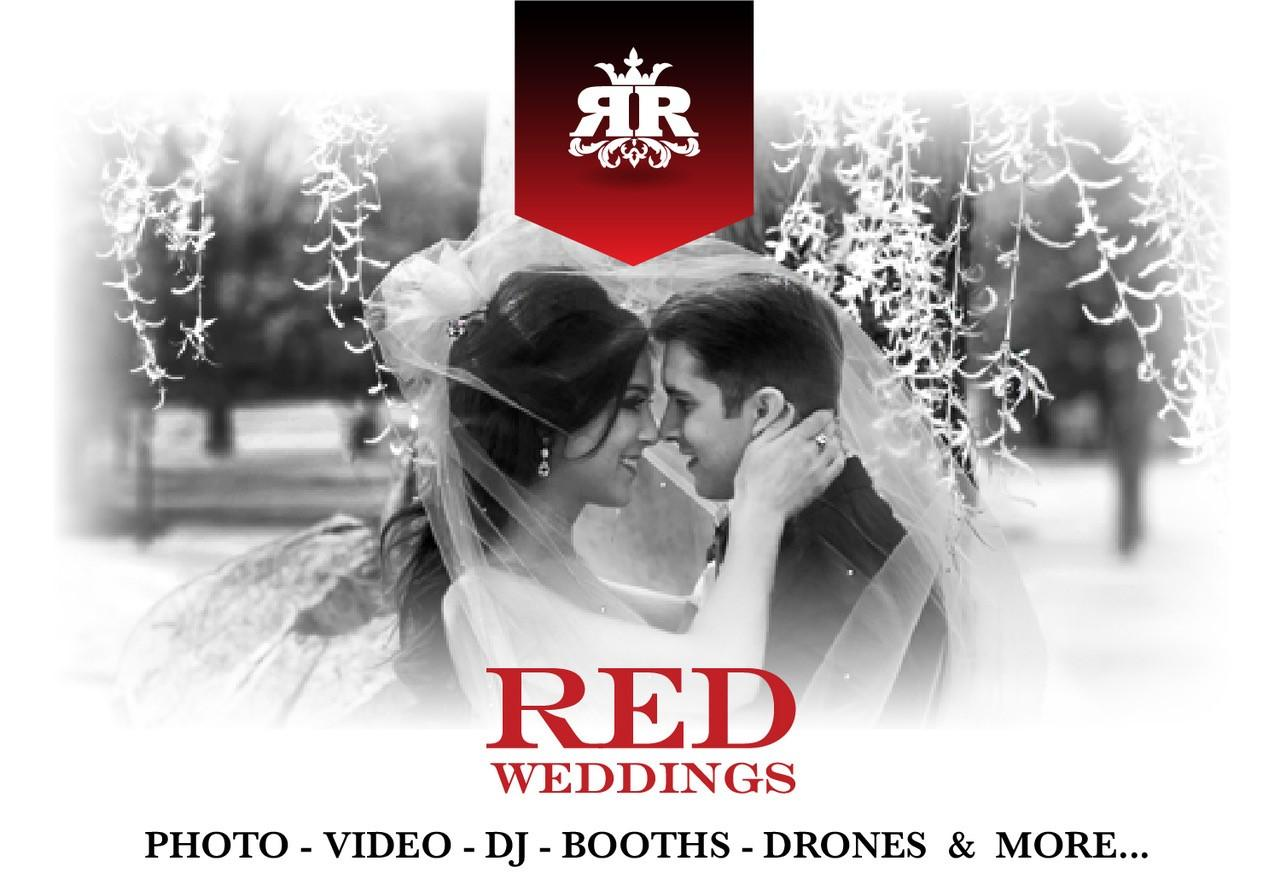 Red Weddings Photo and Video in Park Forest, Illinois | Wedding Photographer