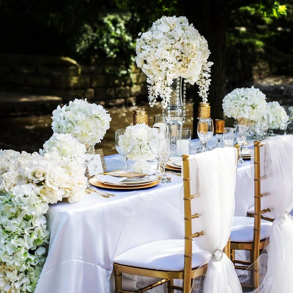 Satin Chair Wedding & Event Rental Decor - The Celebration ...