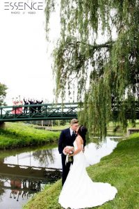 Seven Bridges Golf Club in Woodridge, IL | Wedding Venue | Golf Club | Golf Wedding