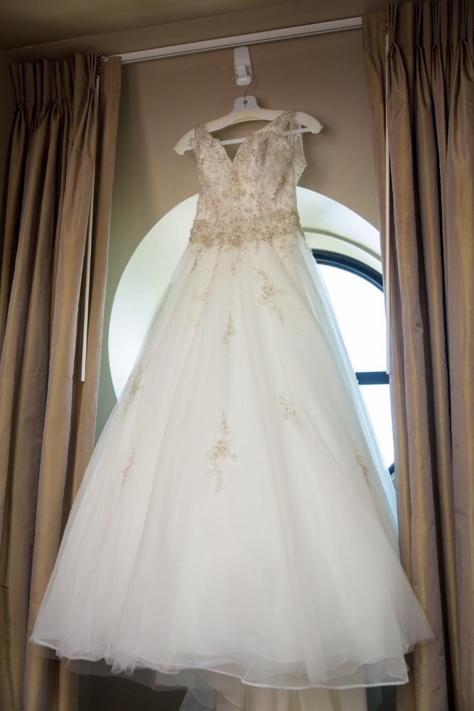 stephanie dane local love the blackstone wedding gown