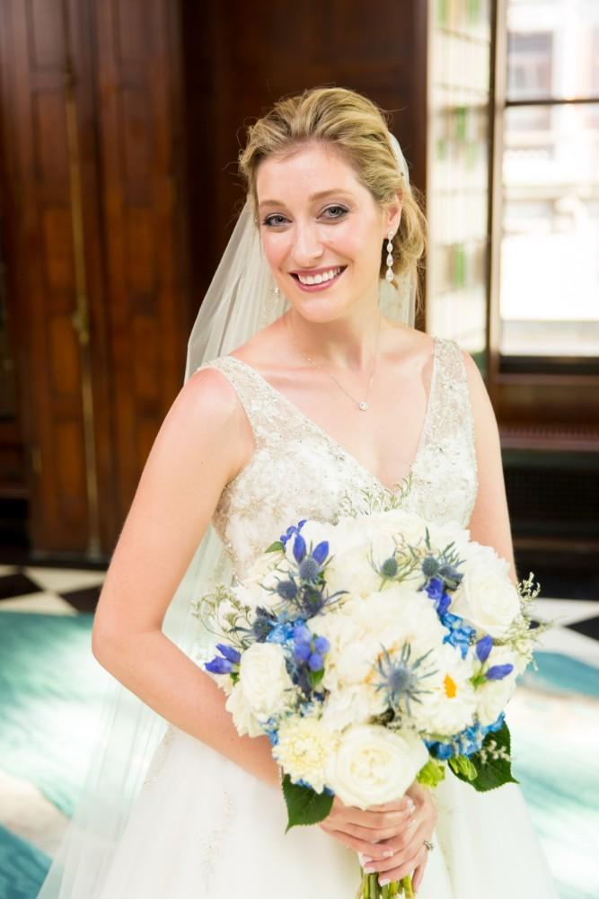 stephanie dane local love the blackstone bridal portrait