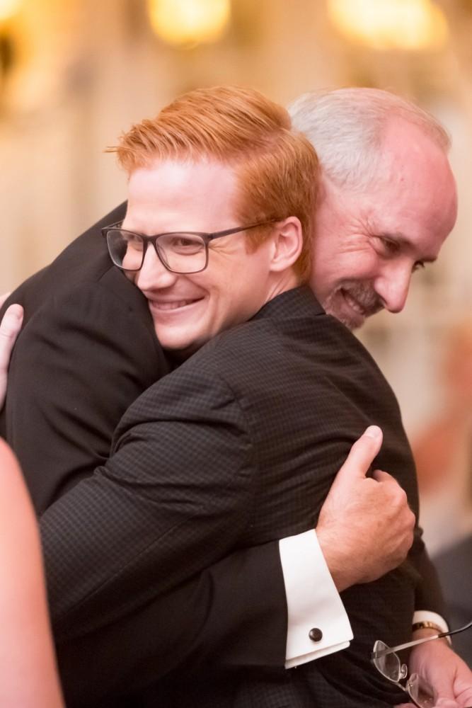 stephanie dane local love the blackstone father groom hug