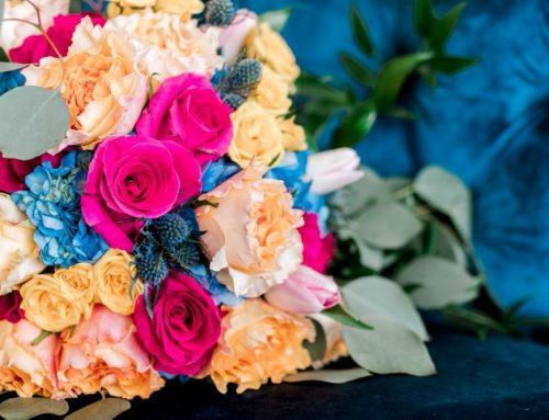 Styled Shoot – Vibrantly Bold