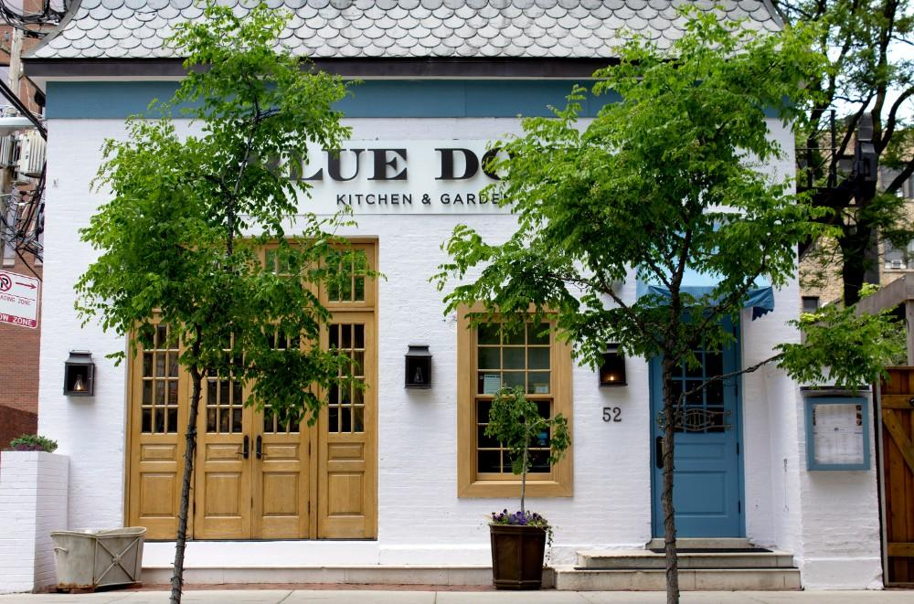 Blue Door Kitchen and Garden in Chicago, Illinois | Wedding Venue | Wedding Rehearsal