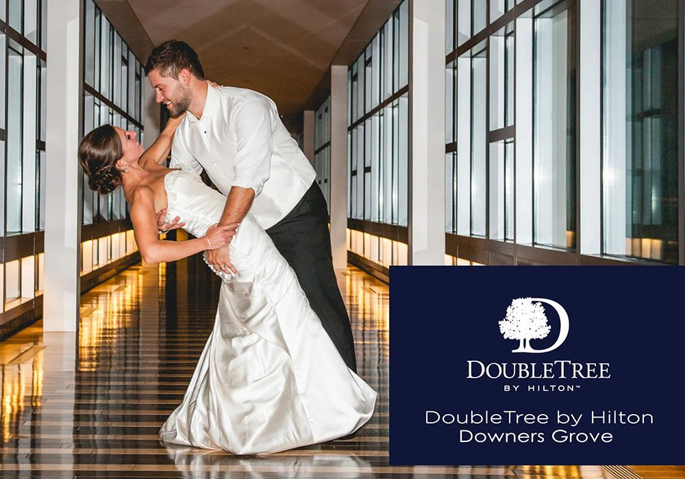 DoubleTree by Hilton Downers Grove | Wedding Venue in Downers Grove, Illinois