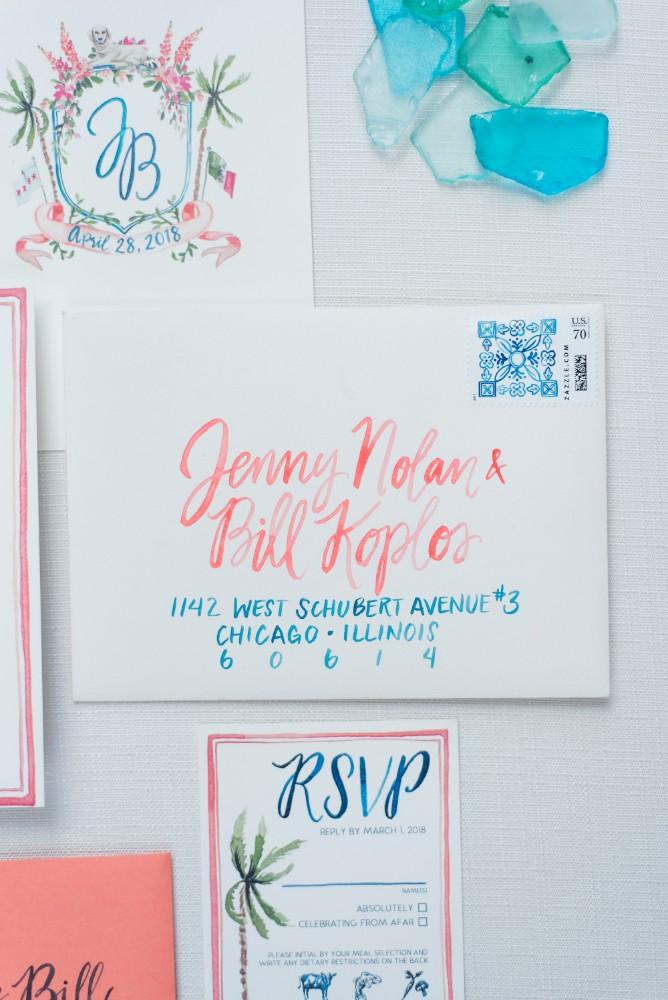 EJD Design in Chicago, Illinois | Wedding Stationery | Wedding Invitations | Invites | Save the Dates