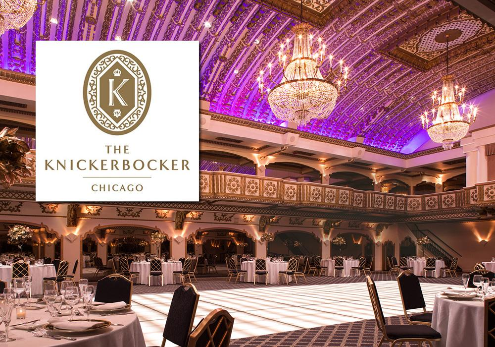 The Knickerbocker Chicago | Wedding Venue in Chicago, Illinois
