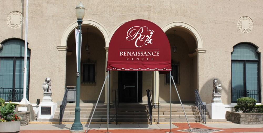 Renaissance Center in Joliet, Illinois | Wedding Venue | Ceremony Venue | Reception Venue
