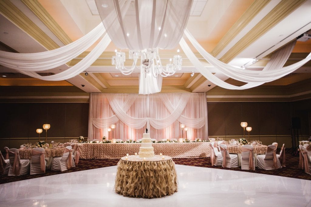Satin Chair Wedding & Event Rental Decor - The Celebration ...