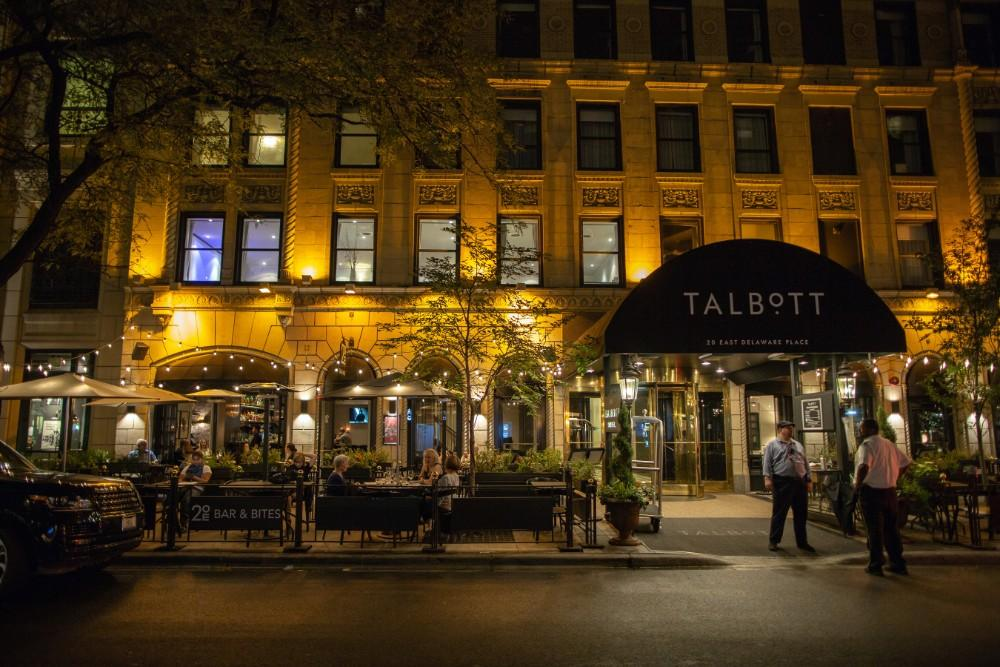 The Talbott in Chicago, Illinois | Wedding Venue | Reception Venue
