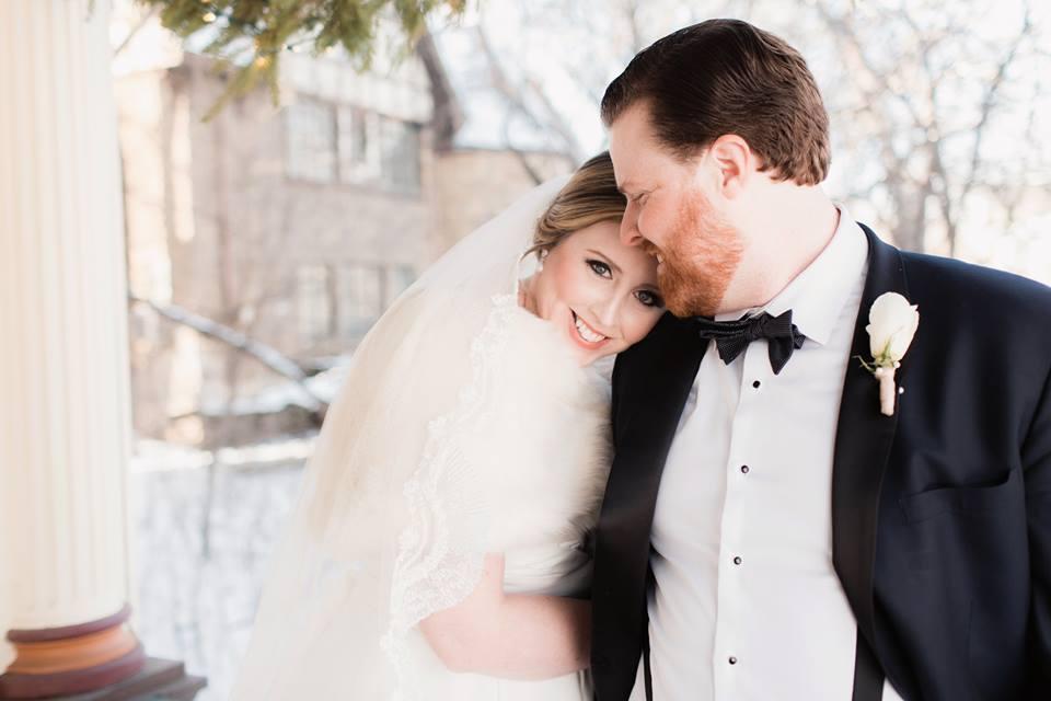 White Lotus Weddings in Lockport, Illinois | Wedding Hair | Wedding Makeup