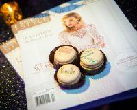 csw jan launch party macaron magazine