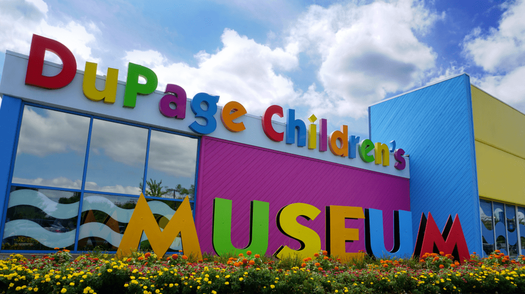 Welcome To The DuPage Children's Museum