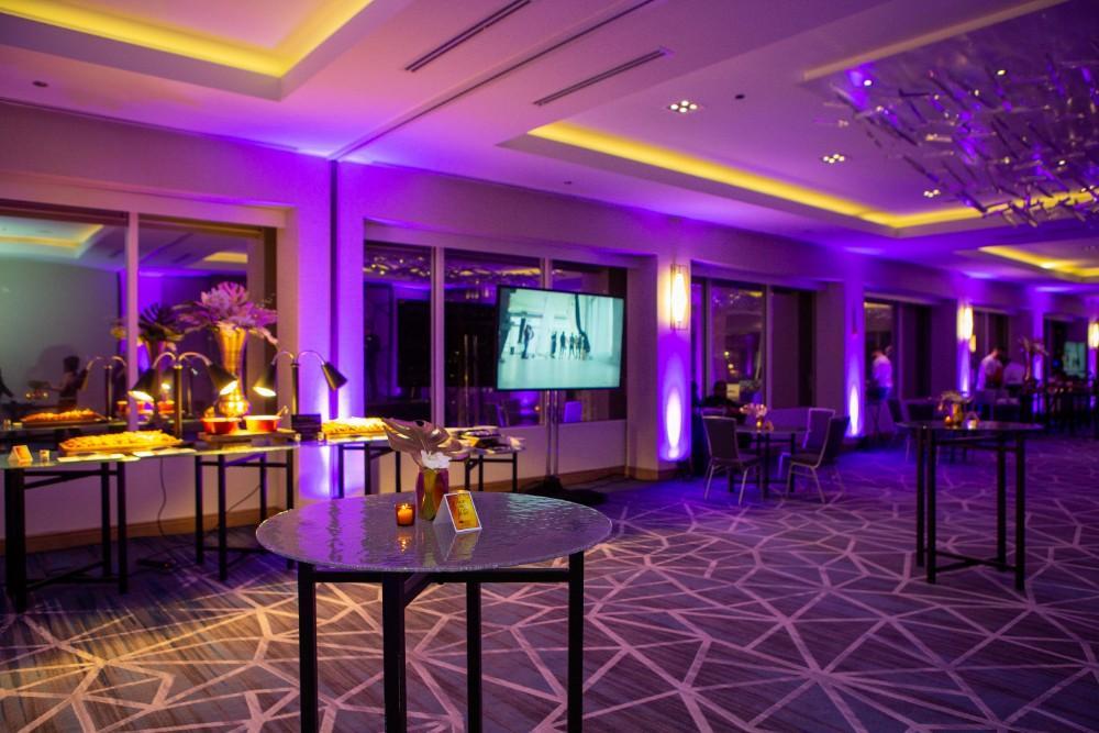csw launch party swissotel eleve ballroom