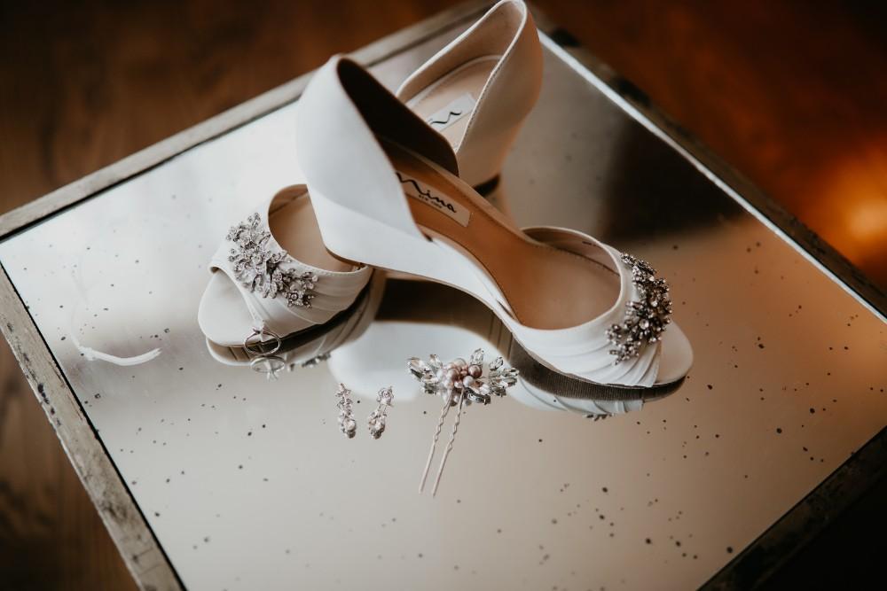 monica corey the landing 1841 bridal shoes