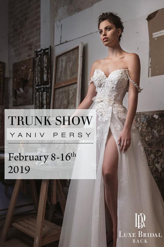 yaniv persy trunk show feb 2019