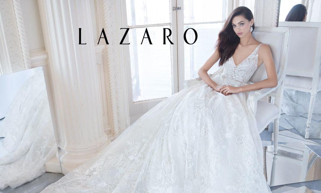 lazaro trunk show jan 2019