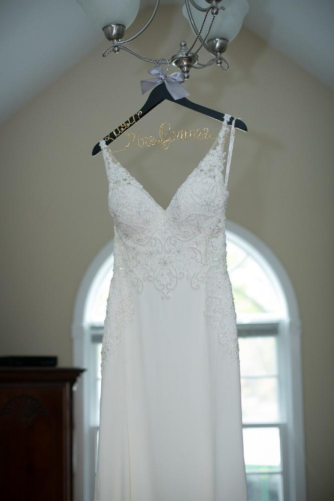 amanda bradley wedding dress