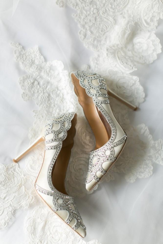 lauren colin bridal shoes