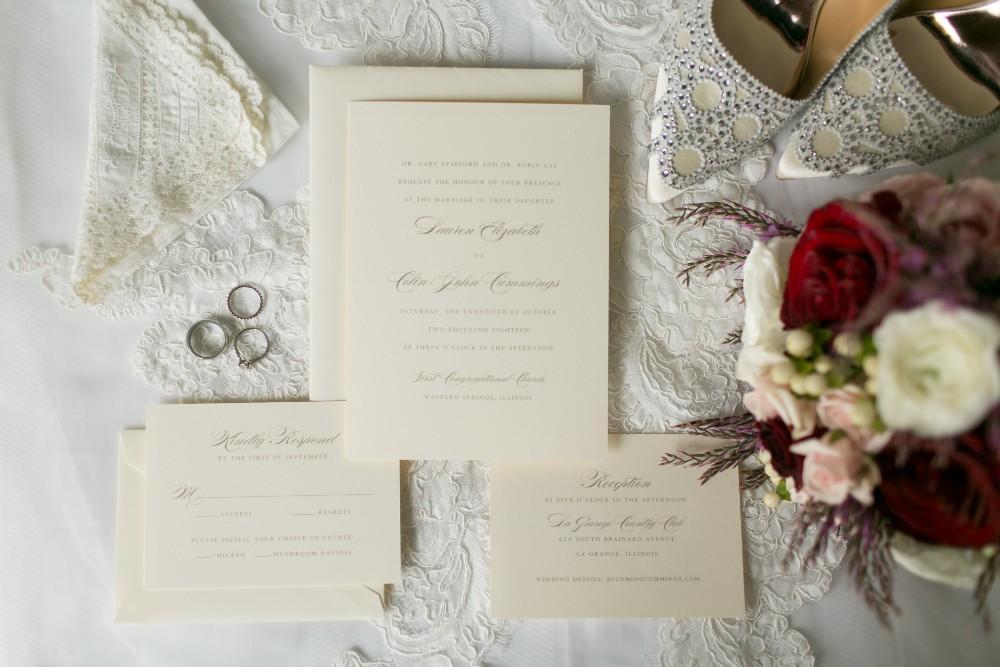 lauren colin wedding stationery