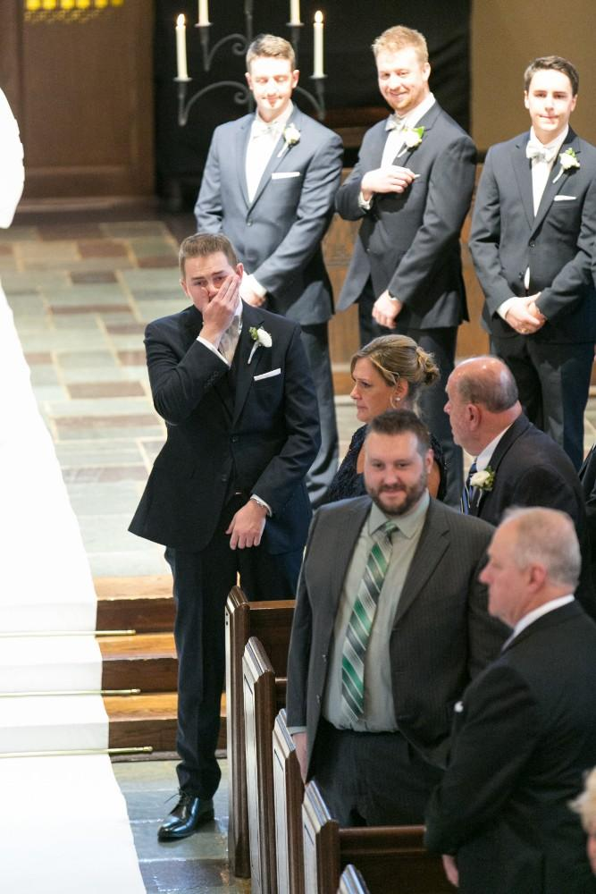 lauren colin wedding ceremony