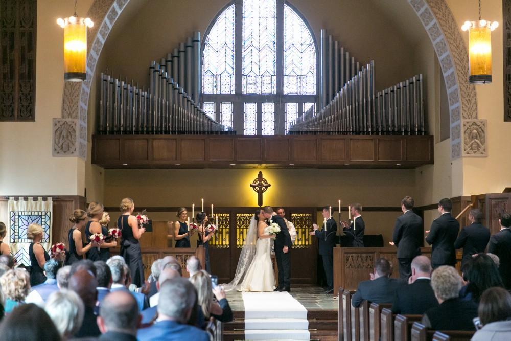 lauren kyle wedding ceremony