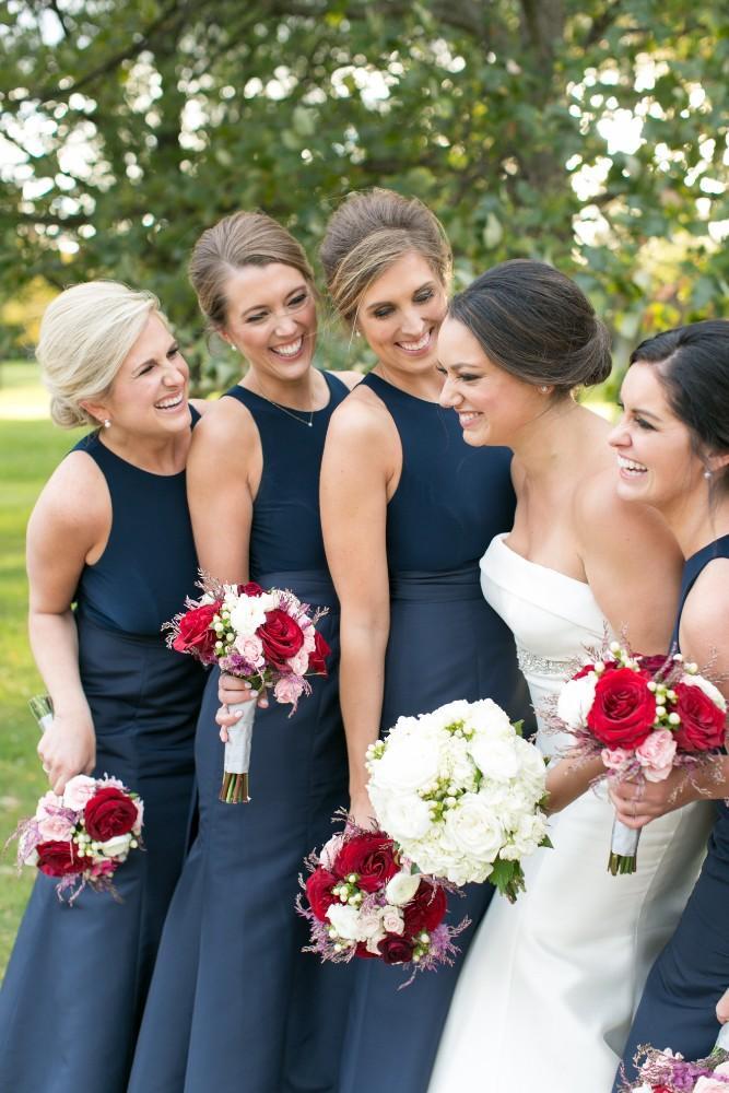 lauren colin bridesmaids