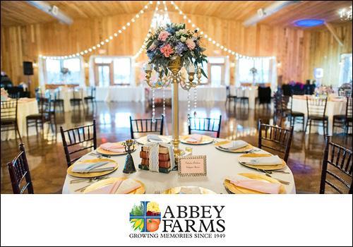 Abbey Farms in Aurora, Illinois | Wedding Venue