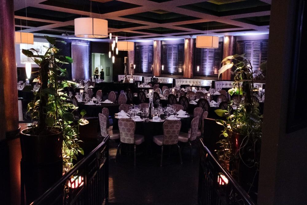alexandra jacob franchesco's ristorante reception