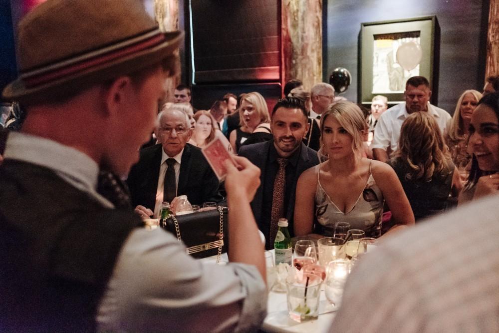 alexandra jacob franchesco's ristorante magician