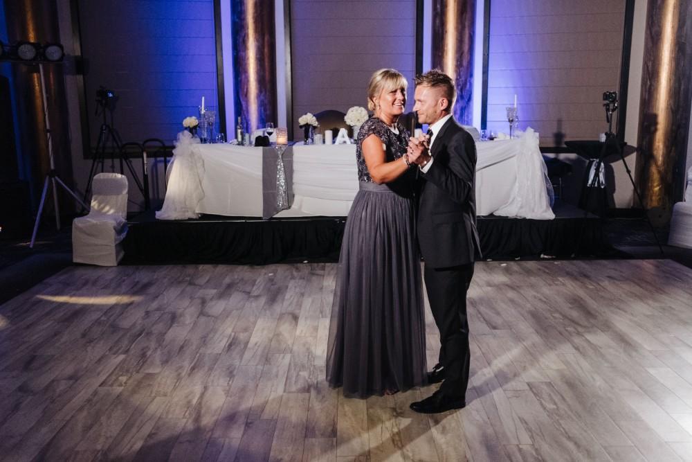 alexandra jacob franchesco's ristorante mother son dance