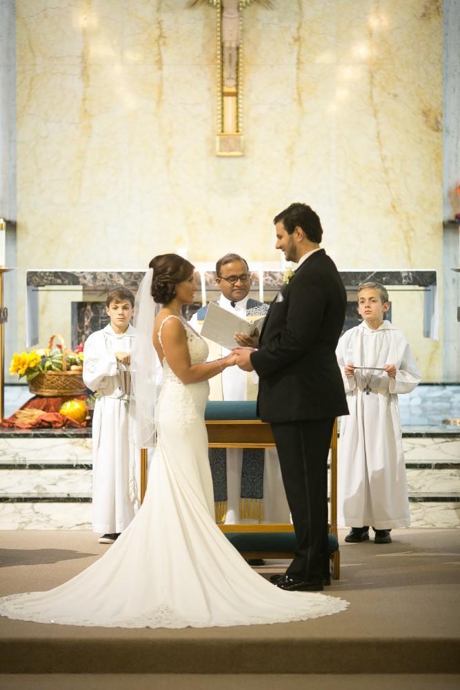 amanda bradley wedding ceremony