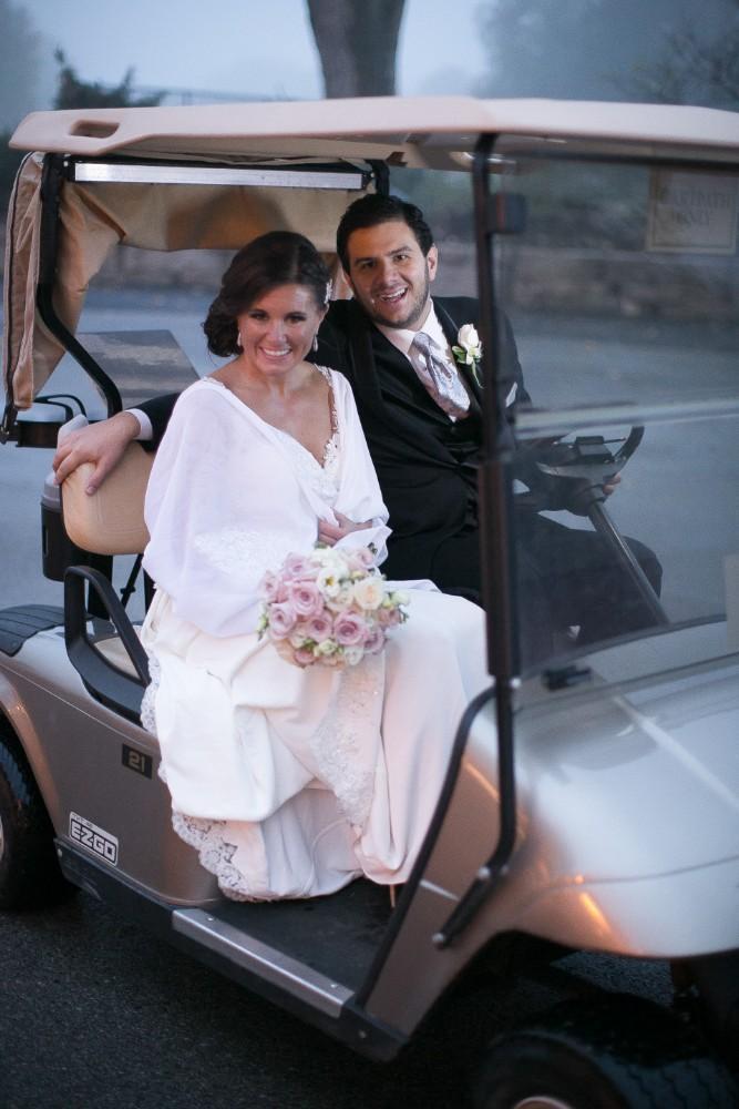 amanda bradley golf cart