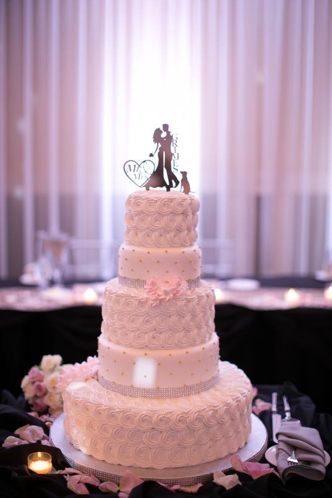 amanda bradley wedding cake