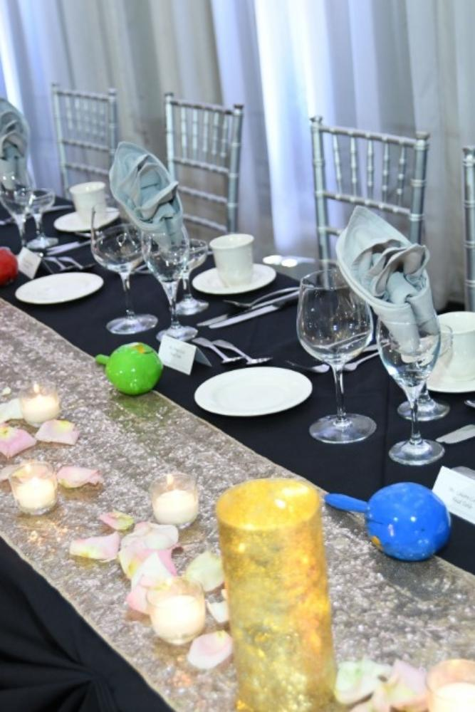 amanda bradley reception tables