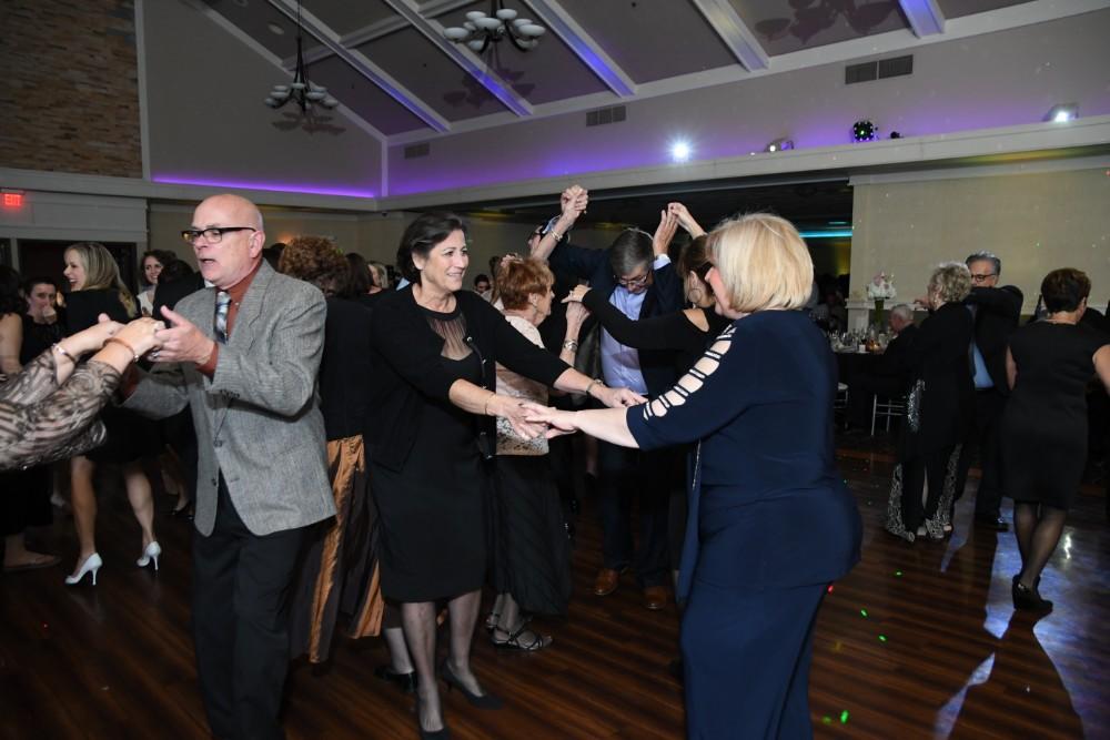 amanda bradley dancing reception