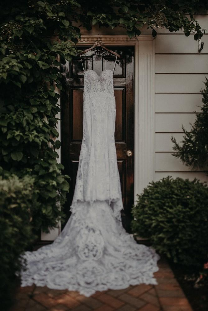 michelle benjamin wandering tree estate wedding dress