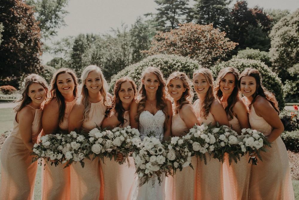 michelle ben wandering tree estate bridesmaids
