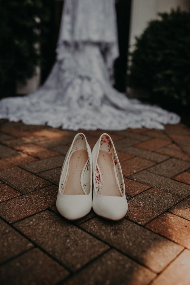 michelle benjamin wandering tree estate bridal shoes