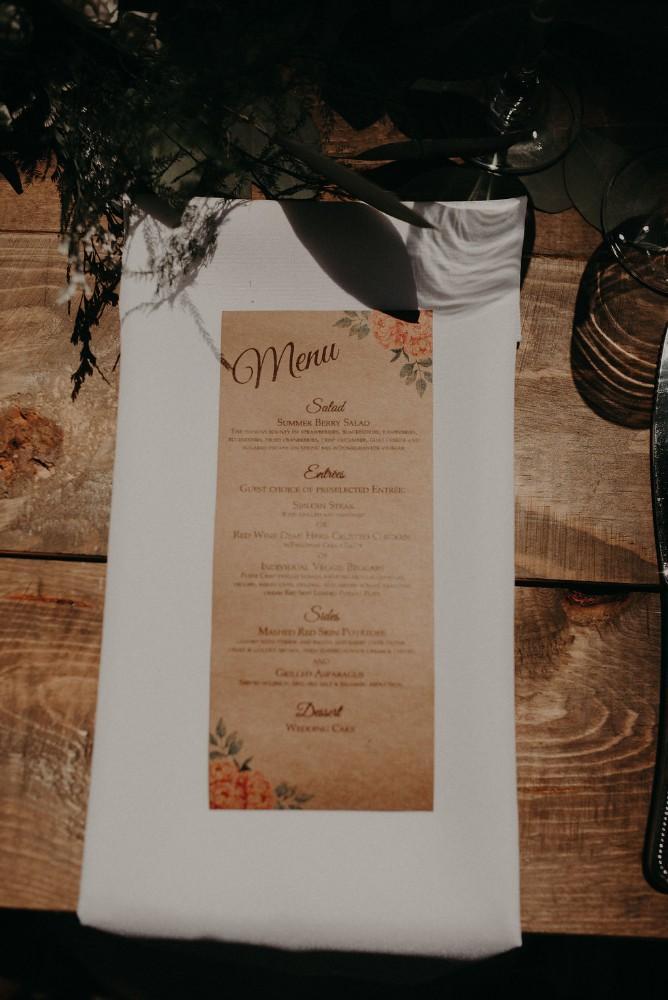 michelle ben wandering tree estate menu
