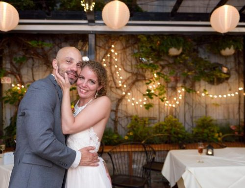 Local Love – Elizabeth & Tony at Volo Restaurant Wine Bar