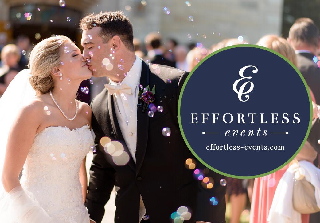 Effortless Events | Wedding Planner | Event Coordinator | Wedding Consultant
