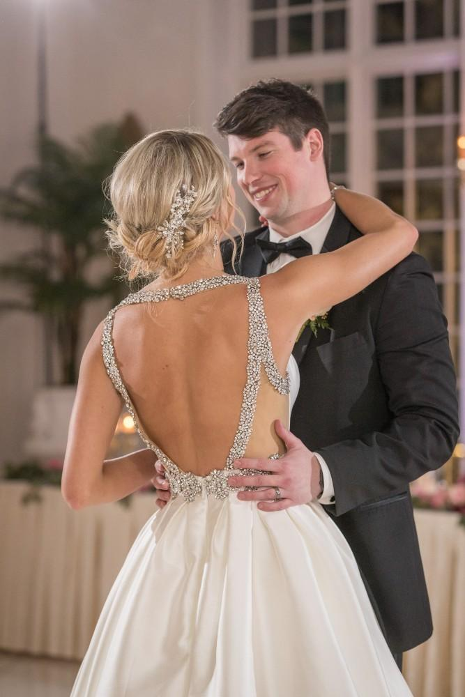lauren and jordan haley mansion first dance