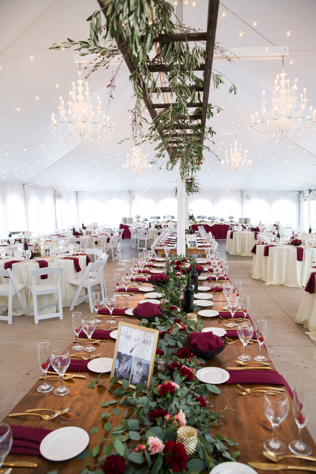 Lenel & Nehal's Indian-American Fusion Farm Wedding - The