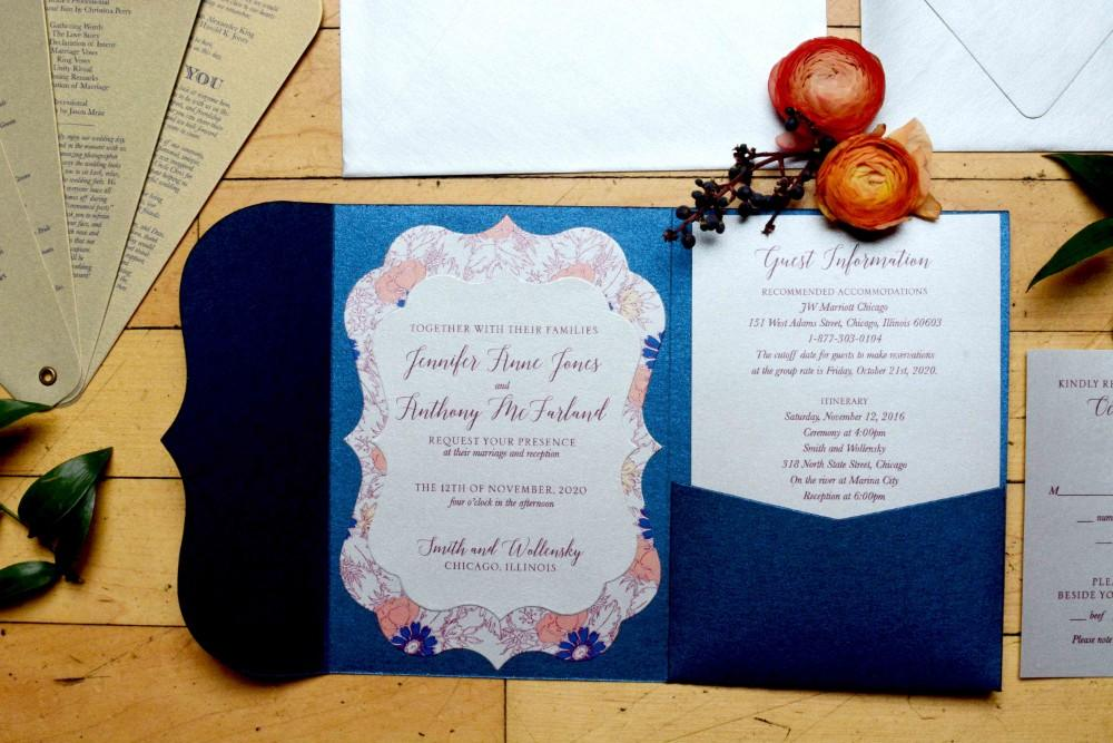 steakhouse styled shoot stationery suite