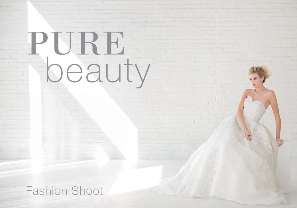 Pure Beauty Fashion Shoot | Bridal Fashion | Wedding Videography | TWA Photographic Artists
