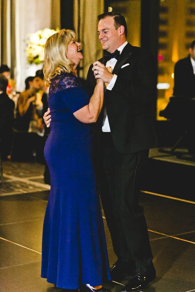 annie mike the langham chicago mother son dance
