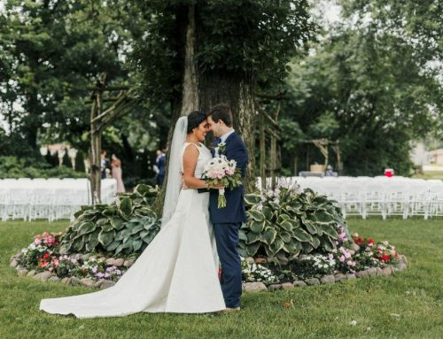 Local Love – Daisy & Warren at County Line Orchard